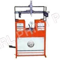 Barrel Round Screen Printing Machine