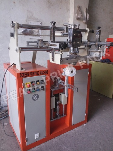 Capacitor Round Screen Printing Machine