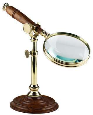 Magnifying Glass with Adjustable Stand