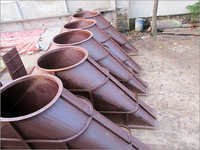 Fabricated Industrial Hopper