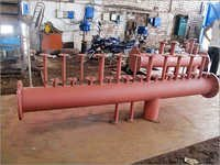 Fabricated Water Manifold