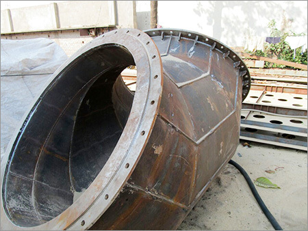 Fabricated Water Cooled Duct