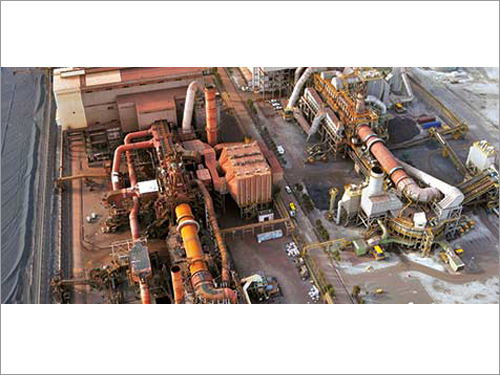 Beneficiation Plant