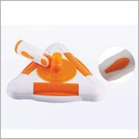 Deluxe Triangular Vac Head Orange Color