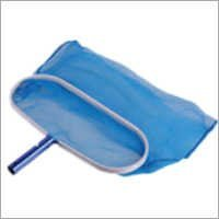 Aluminum Frame Deep Rake Blue Anodized Handle