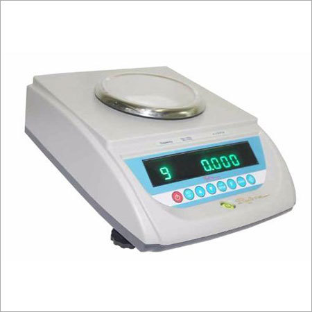 Electro Magnetic Force Weighing Scale