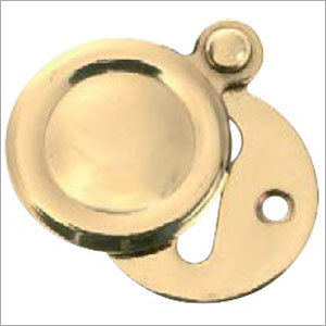 Light Brass Covered Escutcheon