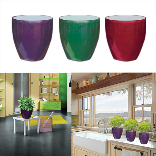 Decorative Self Watering Pots