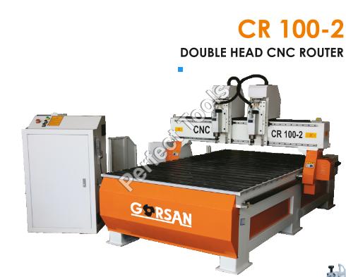 Double Head CNC Router