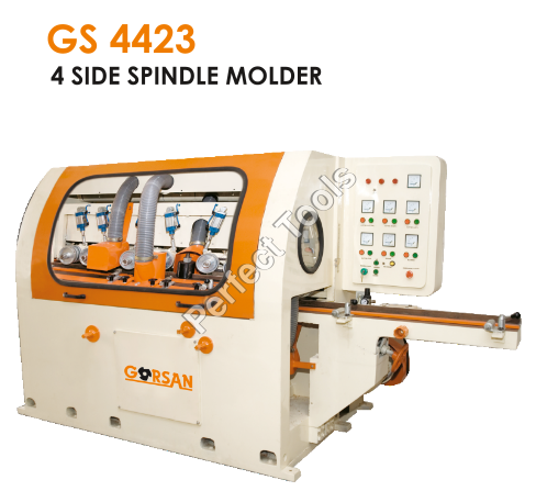 4 side spindle molder