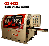 Four Side Moulder machine