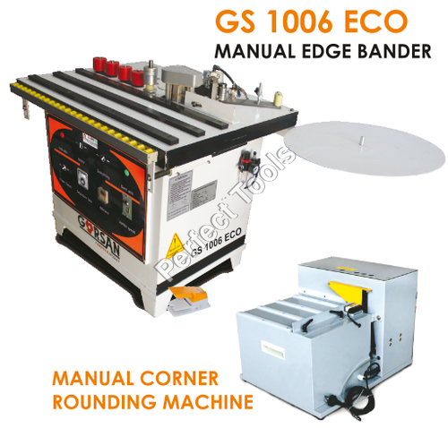 Manual edge bander