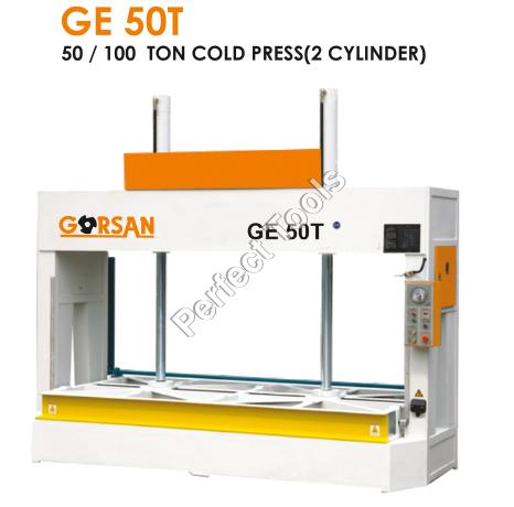 Hot & Cold Press Machine