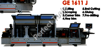 Automatic Edge Bending Machine