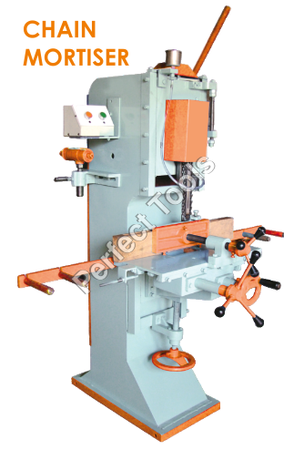 Wood Working Chain Mortiser Machine