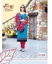 Cotton printed suits balaji chitra vol-15
