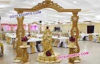 Ganesha Entrance Statute For Wedding Decoration