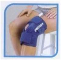 Medium knee Cryo cuff with cooler and tube assembly