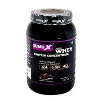 Sumu X Whey Concentrate 2 Lbs With Chocolate Flavour