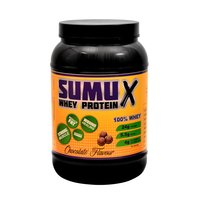 SUMU X Whey Protein Concentrate 2 kg with Chocolate Flavour