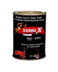 SUMU X Protein Supplement with Chocolate Flavour