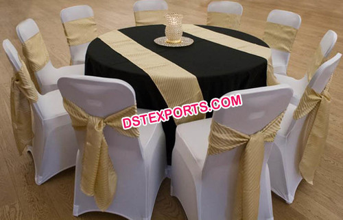 Round Table Cloth For Marriage