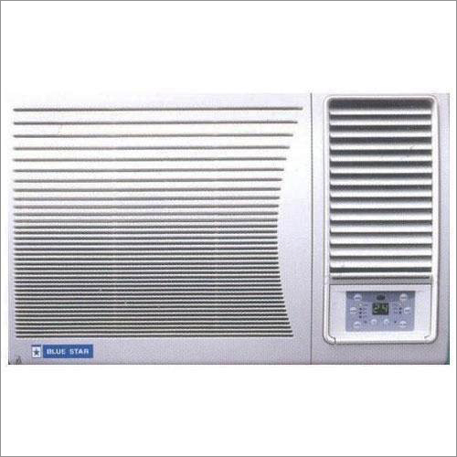 Blue star window Air Conditioner with white colour