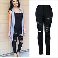 Girl Fashion Jeans