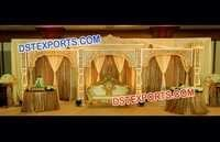 Asian Decoration Stage Set