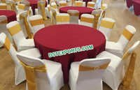 Table Decoration For Indian Wedding