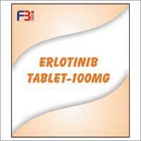 Erlotinib Tablet-100mg