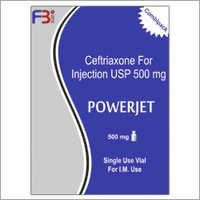 Powerjet 500mg Injection