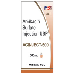 Acinject Injection 500