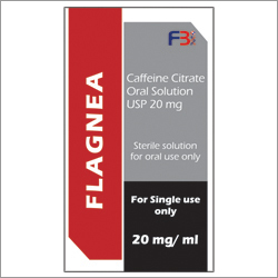 Caffeine Citrate Oral Solution USP 20 mg
