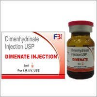 Dimenate Injection
