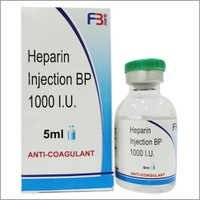 Heparin Injection BP 1000 I.U.