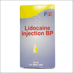 Lidocaine Injection BP