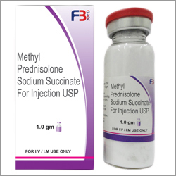 Methyl Prednisolone Sodium Succinate For Injection USP