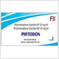 Phytodon Injection
