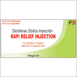 Rapi Relief Injection