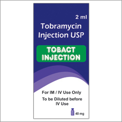 Tobact Injection