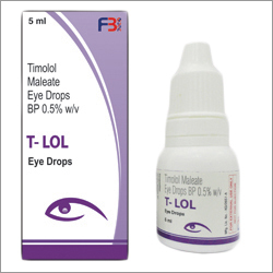 T-Lol Eye Drops