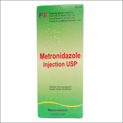 Metronidazole Injection USP