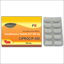 Ciprocip-500 Tablets