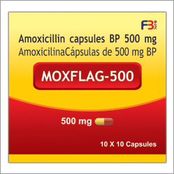 Moxflag Tablets 500