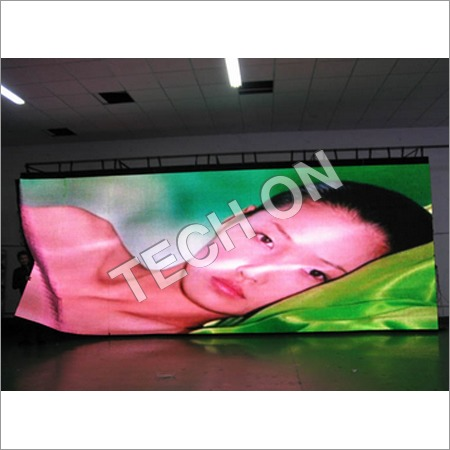 LED Curtain Display