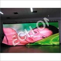 Electronic Led Curtain Display