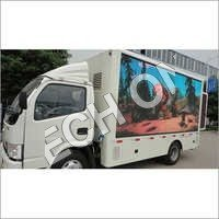 LED Mobile Advertising Van