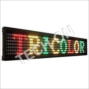 Multi Color Display Boards