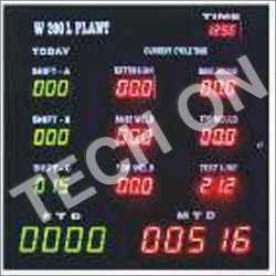 Production LED Display Board